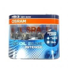 Лампа HB3 12V 60W P20d 9005 CBI(+20%) 4200К OSRAM [9005cbi-duobox]  @