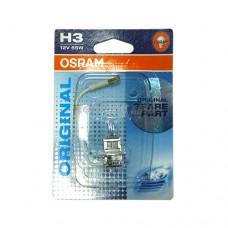 Лампа Н3 12V 55W РК22s 64151-01В(блистер) OSRAM [64151-01b]