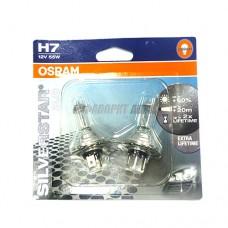 Лампа Н7 12V 55W PX26d SV2(+60%) (блистер 2шт.) OSRAM [64210sv2-HCB]