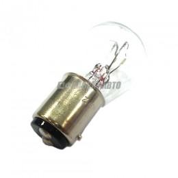 Лампа P21/4W 12V 21/4W BAZ15d OSRAM [7225]