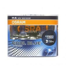 Лампа Н4 12V 60/55W P43t SV2(+60%) увелич.срок службы OSRAM [64193sv2-HCB]