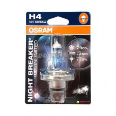 Лампа Н4 60/55W 12V P43T NBU(+110%) (блистер) OSRAM [64193nbu-01b]