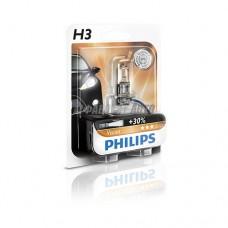 Лампа H3 12V- 55W (PK22s) (+30% света) Vision (Premium) Philips [12336prc1]