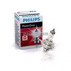 Лампа H4 24V- 75/70W (P43t) (вибростойкая) MasterDuty Philips [13342mdc1]