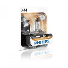 Лампа H4 12V- 60/55W (P43t) Vision (Premium) блистер (1шт.) Philips [12342prb1]