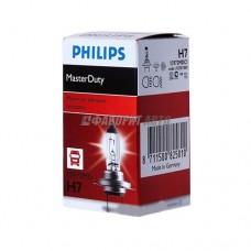 Лампа H7 24V- 70W (PX26d) (вибростойкая) MasterDuty Philips [13972mdc1]