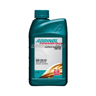 Моторное масло ADDINOL Super Racing  5W-50, 1л, синтетическое