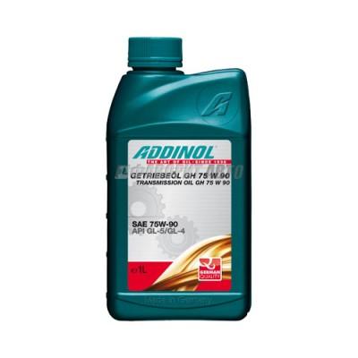 Трансмиссионное масло ADDINOL Getriebeol GH 75W-90, 1л, синтетическое