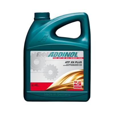 Трансмиссионное масло ADDINOL ATF XN Plus, 4л, синтетическое