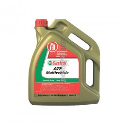 CASTROL  ATF Multivehicle  5л   синт 4008177071560  (154F32)
