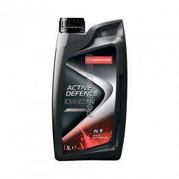 Масло CHAMPION ACTIVE DEFENCE 10w40 1 л.