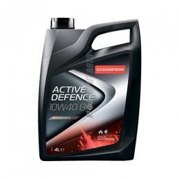 Масло CHAMPION ACTIVE DEFENCE 10w40 4 л.