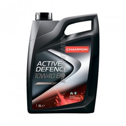 Масло CHAMPION ACTIVE DEFENCE 10w40 5 л.