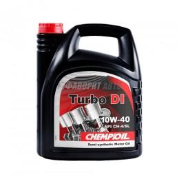 CHEMPIOIL  Turbo DI   10*40 п/с  5л (CH-4/SL; A3/B3)