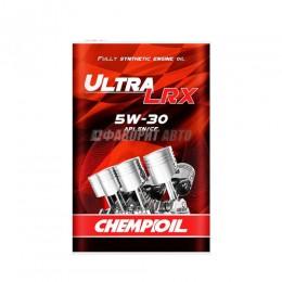 CHEMPIOIL  Ultra LRX  5*30 син.  4л мет.кан. (SN/CF;C3)