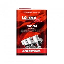 CHEMPIOIL  Ultra SL  5*30 син.  1л мет.кан. (A3/B4)