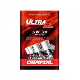 CHEMPIOIL  Ultra SL  5*30 син.  4л мет.кан. (A3/B4)