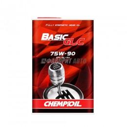 CHEMPIOIL   Basic GLC  75*90 син.  1л мет.кан. (GL-4+)