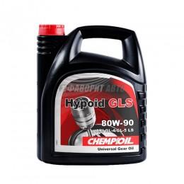 CHEMPIOIL   Hypoid GLS  80*90 мин.  4л (GL-4/GL-5; LS/MT-1)