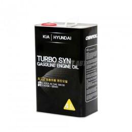 CHEMPIOIL  Hyundai Turbo Syn  5*30 син. 4л+1л АКЦИЯ мет.кан. (SM;A5)