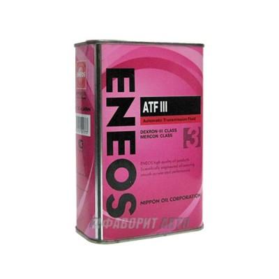 Трансмиссионное масло ENEOS ATF DEX III, 0,94л