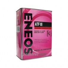 ENEOS  ATF DEX III    4л