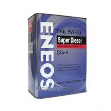 ENEOS  CG-4  5*30  п/с 4л дизель