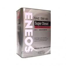 ENEOS  CH-4 Syntetic 5*40    4л  cинт   дизель