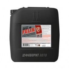 Масло  FELIX Diesel  10*40  CF-4/SG   18л   ТС  #