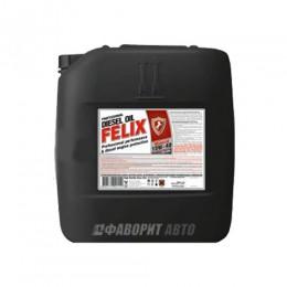Масло  FELIX Diesel  15*40  CF-4/SG   18л   ТС  #