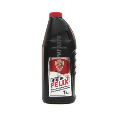 Моторное масло FELIX DIESEL Mineral 15W-40, 1л, минеральное