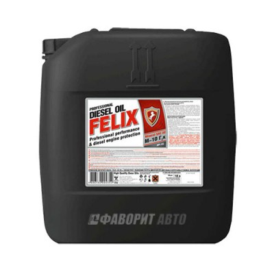 Моторное масло FELIX М-10Г2к, 18л, минеральное