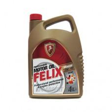 Масло  FELIX Mineral  15*40  SF/CC   4л   ТС  #