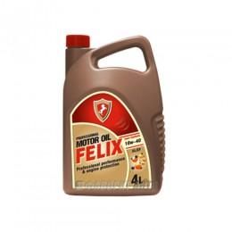 Масло  FELIX Semi  10*40 п/с  SL/CF    4л   ТС