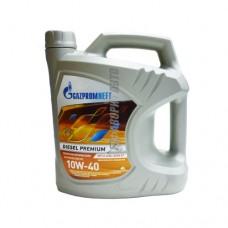Gazpromneft  Diesel Premium 10w40  4л API CI-4/SL АвтоВАЗ