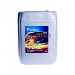 Gazpromneft  Diesel Extra 10w40 20л API CF-4/CF/SG