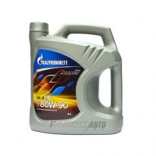 Gazpromneft  GL-5 80W90 4л АвтоВАЗ