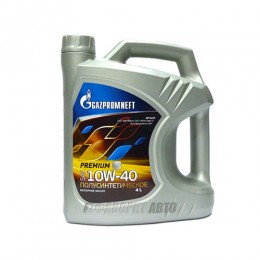 Gazpromneft  Premium L 10w40 4л API SL/CF