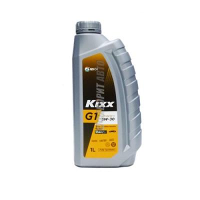 Моторное масло KIXX G1 Dexos1 5W-30, 1л, синтетическое