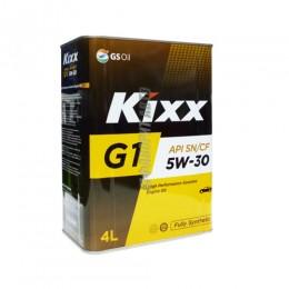 KIXX G1 5W-30 SN/CF   4л  син