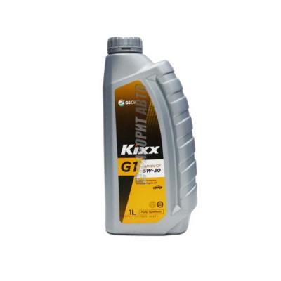 Моторное масло KIXX G1 5W-30, 1л, синтетическое