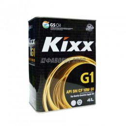 KIXX G1 10W-30 SN/СF   4л  п/с