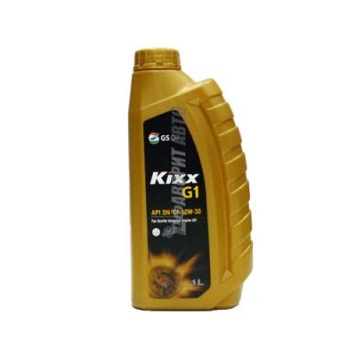 Моторное масло KIXX G1 10W-30, 1л, полусинтетическое