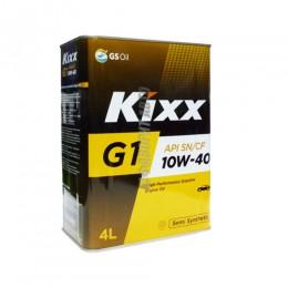 KIXX G 10W-40 SN/СF   4л  п/с