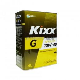 KIXX G SL 10W-40 SL/СF   4л  п/с  (Gold)