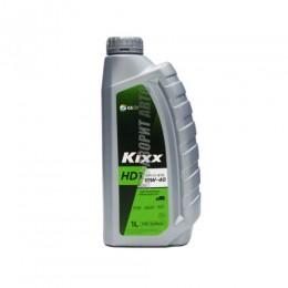 KIXX HD1 10W-40 CI-4/SL   1л  син  (D1)