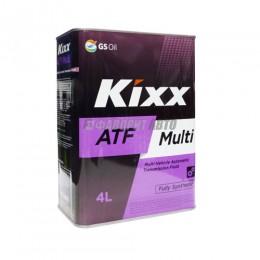 KIXX ATF Multi Plus   4л  син