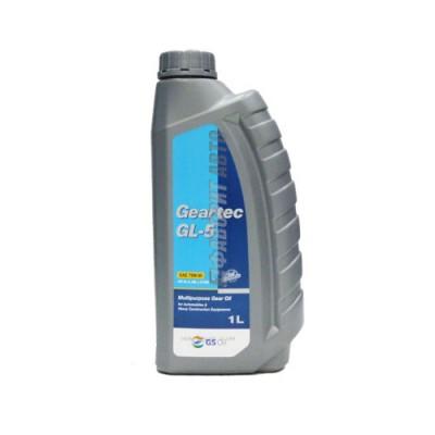 Трансмиссионное масло KIXX Geartec 75W-90, 1л, полусинтетическое