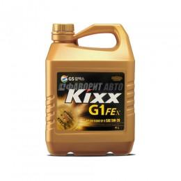 KIXX G1 5W-20 FEx SN/CF   4л  син