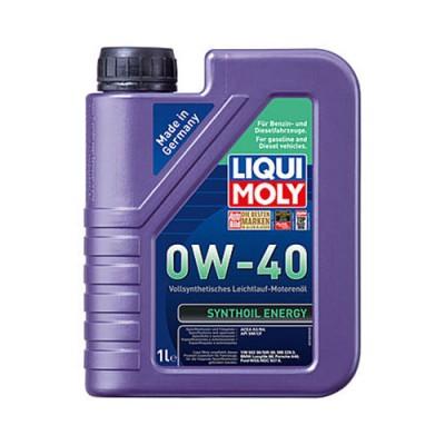 Моторное масло LiquiMoly Synthoil Energy 0W-40, 1л, синтетическое